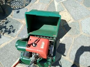 Vintage Suffolk Colt motor mower in good clean and working condition
