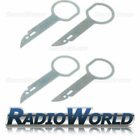 Audi Double DIN PC5-132 x2 Car CD Radio Removal Release Keys Stereo Extraction