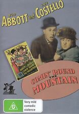 Comin' Round the Mountain ( Abbott and Costello ) - New DVD