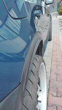 für AUDI 2 Stk. Radlauf Verbreiterung Kotflügelverbreiterung Leisten CARBON 35cm