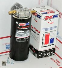 """Remote Engine Bypass Oil Filter Mount~1""""-16 No EaBp 90/100/110 Filter"""