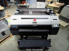 OCÉ CS2424 Thermal Inkjet Plotter Color A1 2400x1200 dpi USB LAN 24 inch 61 cm