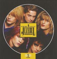 GENE LOVES JEZEBEL - 5 ALBUMS BOX SET 5 CD NEUF