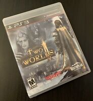 Two Worlds II 2 (Sony Playstation 3, 2011) PS3 - COMPLETE FREE SHIPPING!