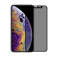 Tempered Glass Private Privacy Anti Spy Screen Protector For iPhone XS MAX XR hi