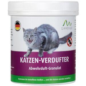 Gardigo Katzenverdufter 300 g Katzenvertreiber Garten Katzenabwehr Katzenschreck