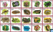 Sri Lanka Stamps 2020, Wild Species Threatened, Animals, MNH