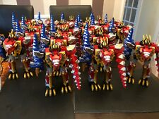Power rangers Deluxe Dinothunder megazord toy - One supplied per purchase