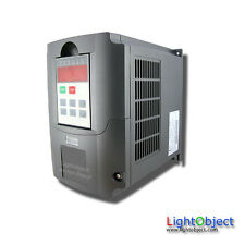 1.5KW AC220V Variable Frequency Drive VFD for Spindle