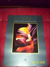 Michael Fatali   lithochrome plate tales of time 250 portfolio 1 rare