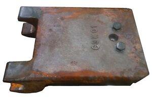 Schnellwechsler Rohling  MS03 für Minibagger  3-5t Maschinengewicht NEU!