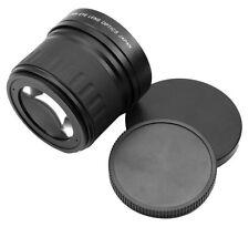 58mm 3.5X TELE Telephoto Lens for Canon Rebel T5i T4i T3i T2i T1i XSi SL1 XS T3