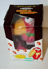 "Japanese Chocoball Bird Ink Stamper Sega 3"" Anime Figure New NOS Strawberry"