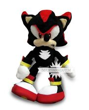 SONIC THE HEDGEHOG SHADOW PELUCHE plush riccio Adventure 2 X Heroes mario colors