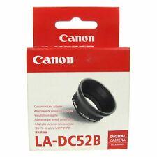 Adattatore per lenti di conversione Canon LA-DC52B Per PowerShot A30 A40