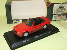 MERCEDES 320 SL rouge DETAILCARS