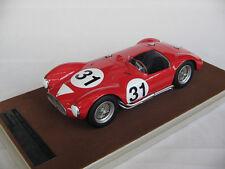 Tecnomodel Maserati A6 GCS #31 De Giardini/Tomasi Le Mans 1955 1/18