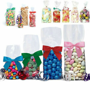 Cellophane Bags Candy Bags Food Safe Treat Bag For sweets and gifts