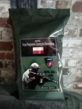 MRE Ration de combat EPA RB2. meal ready to eat. polish spécial forces