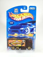 2002 Hot Wheels Hiway Hauler #236 Hot Wheels Sideshow Metal Collection NEW
