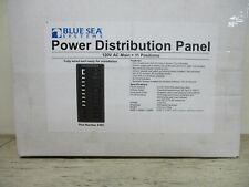Blue Sea 8485 AC Circuit Breaker Panel AC Main + 11 positions