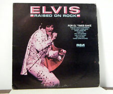ELVIS PRESLEY LP Raised on rock 1973 Rca