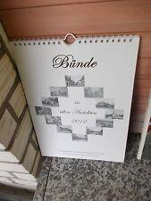 Bünde in alten Ansichten 2012, ein Kalender