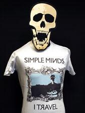 Simple Minds - I Travel - T-Shirt