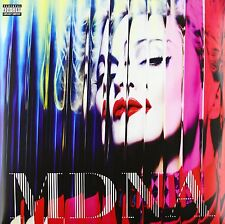 MADONNA MDNA Vinyl 2 LP Album Nicki Minaj and M.I.A SEALED