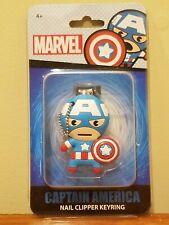 Marvel Avengers Captain America Nail Clipper Keyring