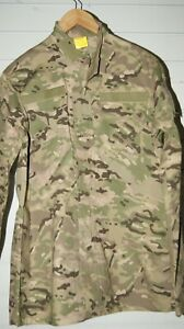 UKRANIAN RUSSIAN ARMY SUIT TROUSER JACKET NEW M RARE FIND GREEN MTP MILITARY
