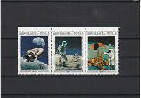 Republic du Tchad Space Apollo Program Mint Never Hinged No Gum Stamps Ref 23724