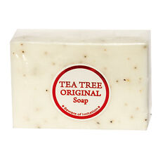 Original Tea Tree Soap - Antiseptic/Whitening Soap Bar for Acne Prone Skin