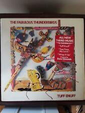 The Fabulous Thunderbirds Lp Tuff Enuff 1986 Cbs .First Pressing Bl 40304