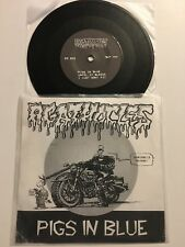 "Agathocles / Plastic Grave Split 7"" EP NAPALM DEATH metal GRINDCORE HARD TO FIND"