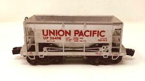 Atlas O Union Pacific Ore Hopper O Gauge 3-Rail 26498 works with Lionel