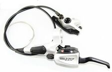 New Shimano Deore XT Hydraulic Disc Brake Dual Control 3 Spd Shifter Assembled