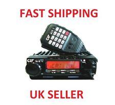 CRT ANYTONE AT 588 66-88 Mhz 4m 70MHz Ham Radio PRE PROGRAMMED DTMF Microphone