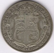 1927 George V Half Crown | British Coins | Pennies2Pounds