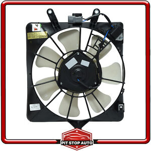 New A/C Condenser Fan Assembly for Fit