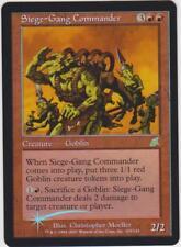 Foil Siege-Gang Commander - Scourge MTG