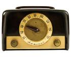 Admiral US Röhren Radio Modell 5E22 Bakelit Vintage 40-50er Art Deco Design