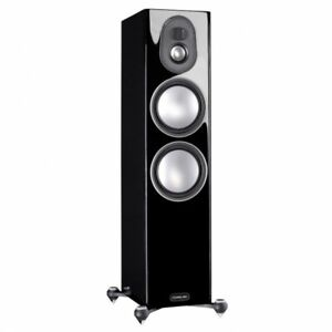 COPPIA DIFFUSORI DA PAVIMENTO MONITOR AUDIO GOLD 300 5G PIANO GLOSS BLACK CASSE