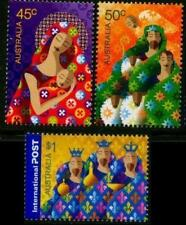 Australia 2004 MNH MUH Set - Christmas