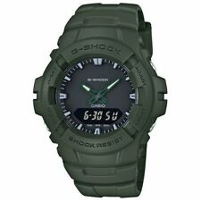 OFFICIAL Casio Baby-G Clean Military G-100CU-3AJF / AIRMAIL with TRACKING