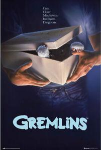 "Gremlins - Movie Poster / Print (Regular Style) (Size: 24"" X 36"")"