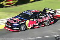 JAMIE WHINCUP 2015 A2 OR A3 POSTERS V8 SUPERCARS HOLDEN RED BULL RACING