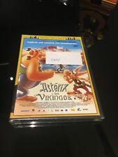 ASTERIX Y LOS VIKINGOS DVD