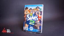 THE SIMS 2 MAIN BASE MAC GAME EA RETRO FAST FREE UK POSTAGE
