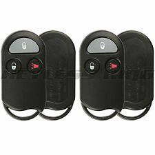 2 New Replacement Entry Remote Car Key Fob Horn Panic Shell Case for KOBUTA3T